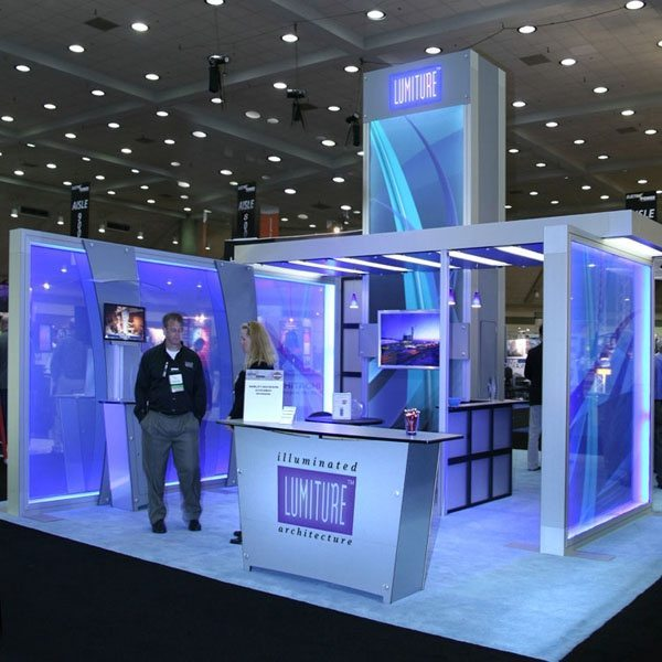 Exhibition Stand Graphics : Panel exhibits southern star signs graphics